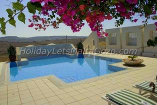 Holiday Let Malta Mgarr Villa/Farmhouse with Pool farmhouse tal-magna