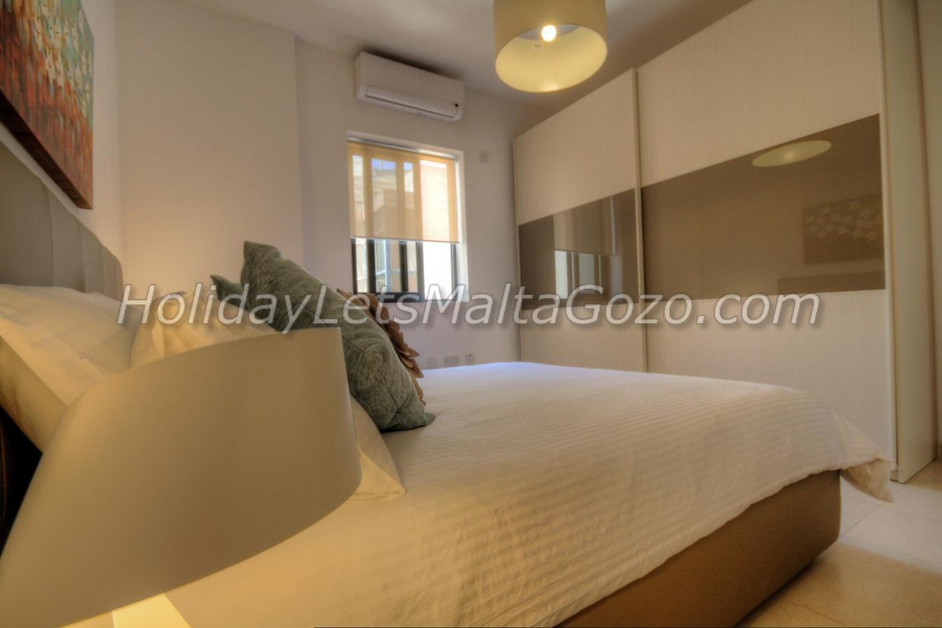 Double bedroom (Air Conditioned)