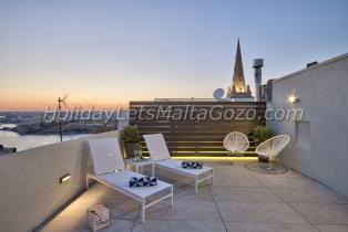 Holiday Let Malta Valletta Studio mint suite no2