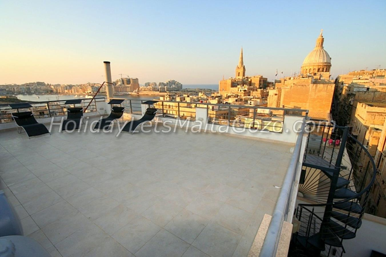 Your very own Private Roof Top Terrace