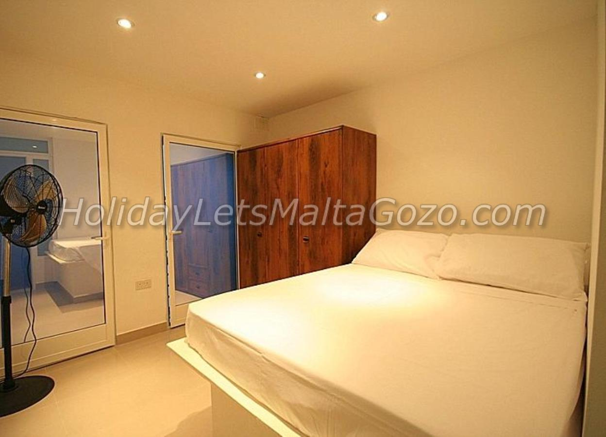 Double Bedroom at Lower Level